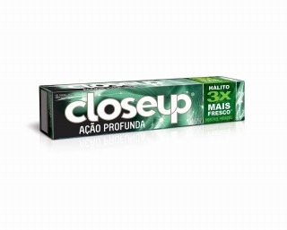 Creme dental Close-Up Menthol 90g
