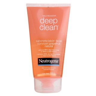 Gel Neutrogena Deep Clean grapefruit 150g