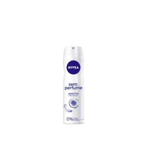 Desodorante Nivea aerosol sensitive & pure 150ml