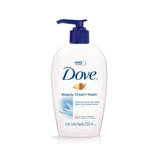 Sabonete Dove beauty cream wash 250ml