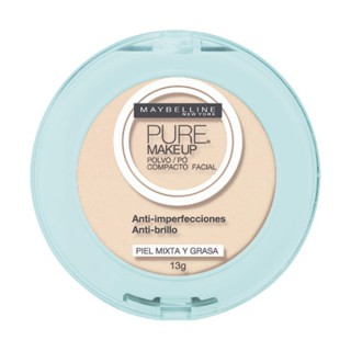 Pó compacto Maybelline Pure Make Up
