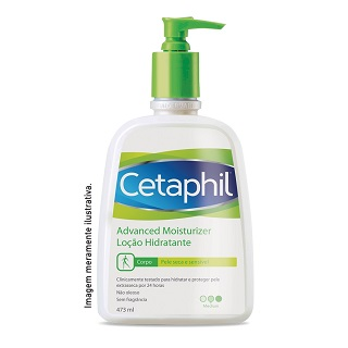 Cetaphil Advanced Moisturizing 473g
