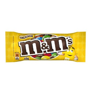 Chocolate M&M s Amendoim 49g