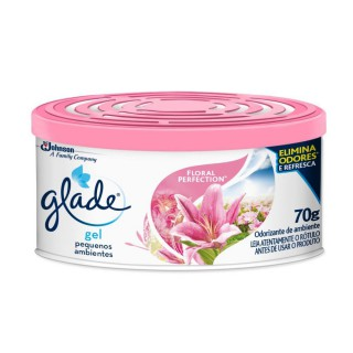 Glade Gel Floral Perfection 70g