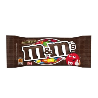 Chocolate M&M S chocolate 52g