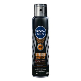 Desodorante Nivea aerosol Stress protect Men 150ml
