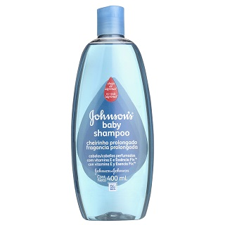 Shampoo Johnson & Johnson Baby Cheirinho Prolongado 400ml
