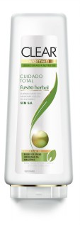 Condicionador Clear Fusão Herbal Cuidado Total 200ml