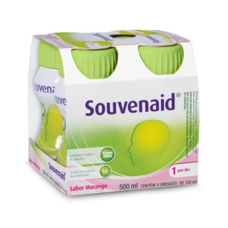 Souvenaid Morango 125ml