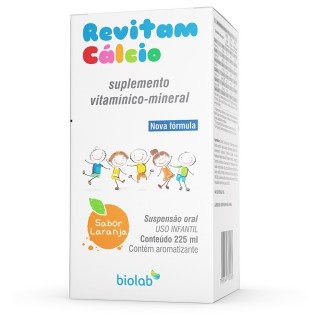 Revitan Cálcio 225ml