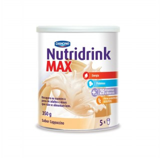Nutridrink Max Cappuccino 350g