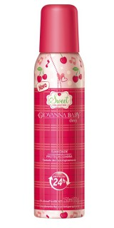 Desodorante Giovanna aerosol Cherry 150ml