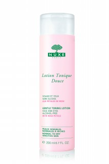 Loção Nuxe Gentle toning cleansing water with rose 200ml