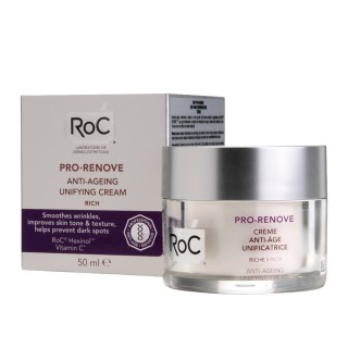 Creme Anti-Idade Uniformizador Roc Pro Renove 50ml
