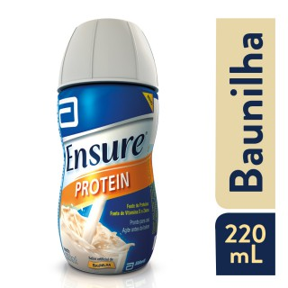 Suplemento Adulto Ensure Proteinsabor Baunilha 220ml