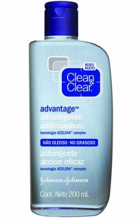 Adstringente Clean & Clear Anti-Cravos 200ml