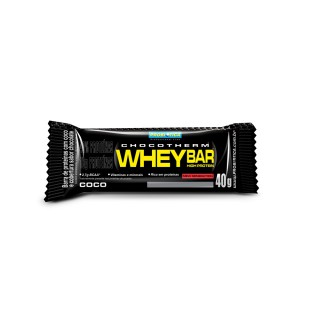 Whey Bar Low Carb Coco 40g