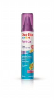 Dorflex Icy Hot Arnica spray 90ml