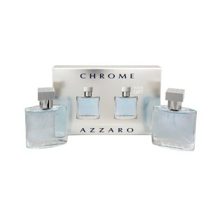 Kit Perfume Azzaro Chrome com 2 unidades