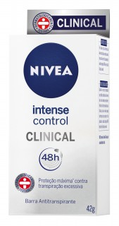 Desodorante Nivea Clinical feminino 42g