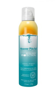 Mousse Acquaspa Protect Pós Sol 215ml