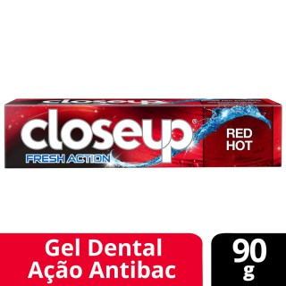 Creme dental Close-Up Red Hot 90g