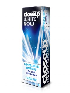 Creme dental Close-Up White Now Ice Mint 90g