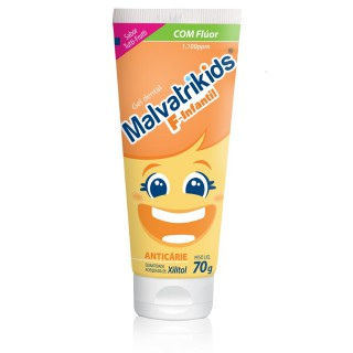 Gel dental Malvatrikids F 70g