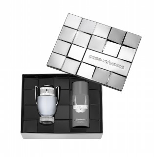 Kit Perfume Invictus 100ml + Deo 150ml + Estojo