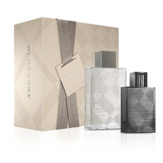 Kit Perfume Burberry Brit Rhytnm men 50ml + Shower gel 150ml
