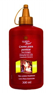 Creme de pentear Henna Surya Color fixation 300ml