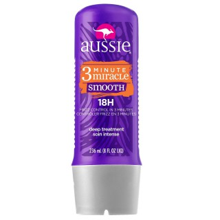 Creme de tratamento Aussie 3 minutes miracle Smooth 236ml