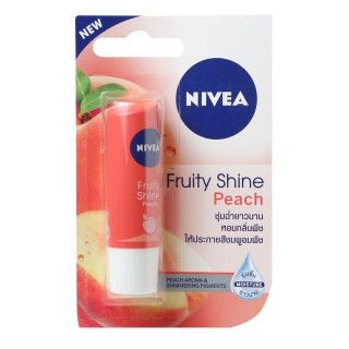 Lip care Nivea Pessego 4,8g
