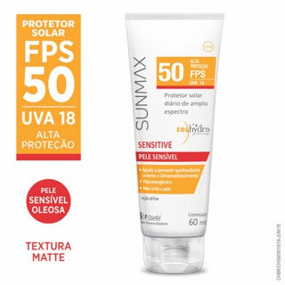 SunMax FPS-50 Sensitive 60ml