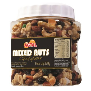 Agtal Mixed Nuts Golden 270g