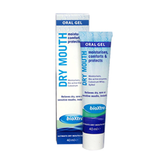 Gel dental Bioxtra Dry Mouth 40ml