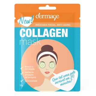 Máscara Dermage Collagenn 10g