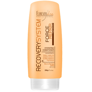 Condicionador Forever Liss Force Repair Hidratação 200ml