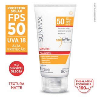 SunMax FPS-50 Sensitive Family 160ml