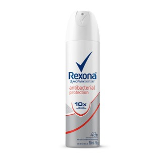 Desodorante Rexona Aerosol Woman Antibac Protection 90g