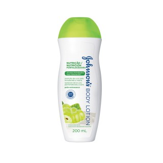Hidratante Johnson & Johnson soft Semente de uva 200ml