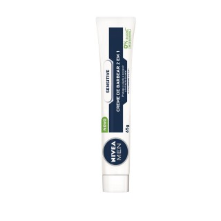 Creme de barbear Nivea Sensitive 65g