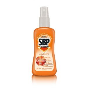 Repelente SBP Advanced spray 100ml