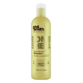 Shampoo Phil Smith Shell blonde 350ml