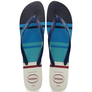Sandálias Havaiana Slim Nautical marinho