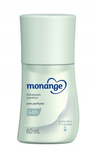 Desodorante Monange roll on Sem Perfume 60ml
