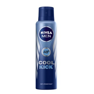 Desodorante Nivea aerosol Cool kick 150ml