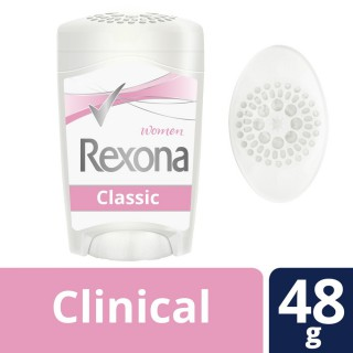 Desodorante Rexona creme clinical woman 48g