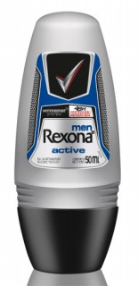 Desodorante Rexona roll on men active 50ml