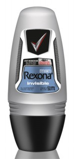 Desodorante Rexona roll on men Invisible 50ml